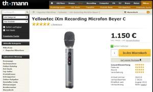 Yellowtec iXm